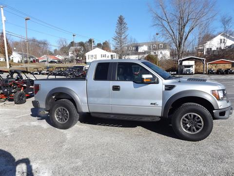 2011 Ford F-150 Raptor in Lewiston, Maine - Photo 4