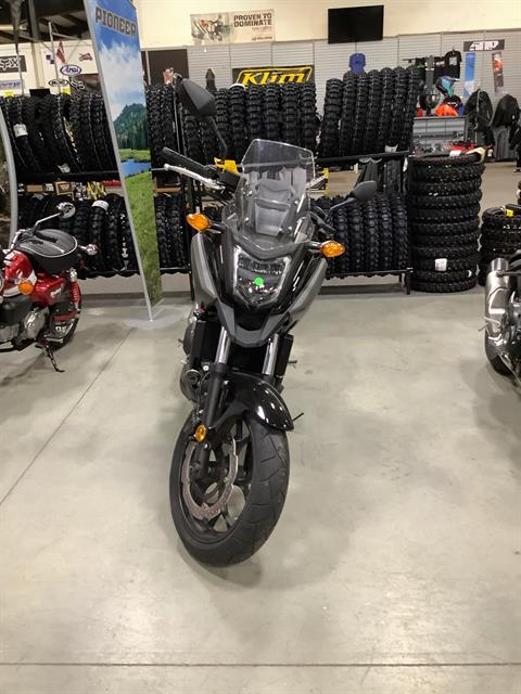 2020 Honda NC750X DCT ABS in Lewiston, Maine - Photo 2