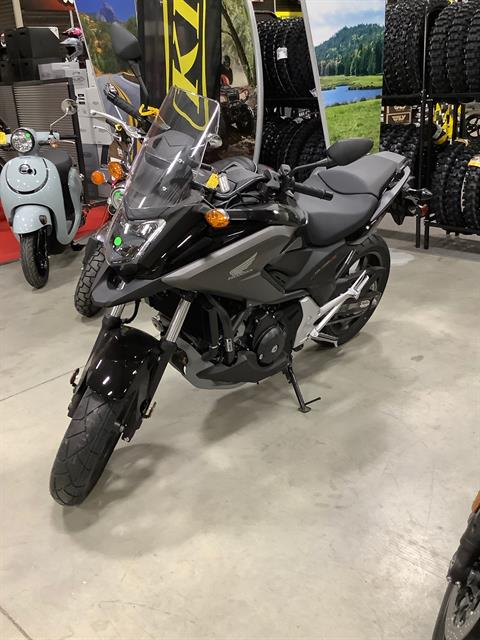 2020 Honda NC750X DCT ABS in Lewiston, Maine - Photo 3