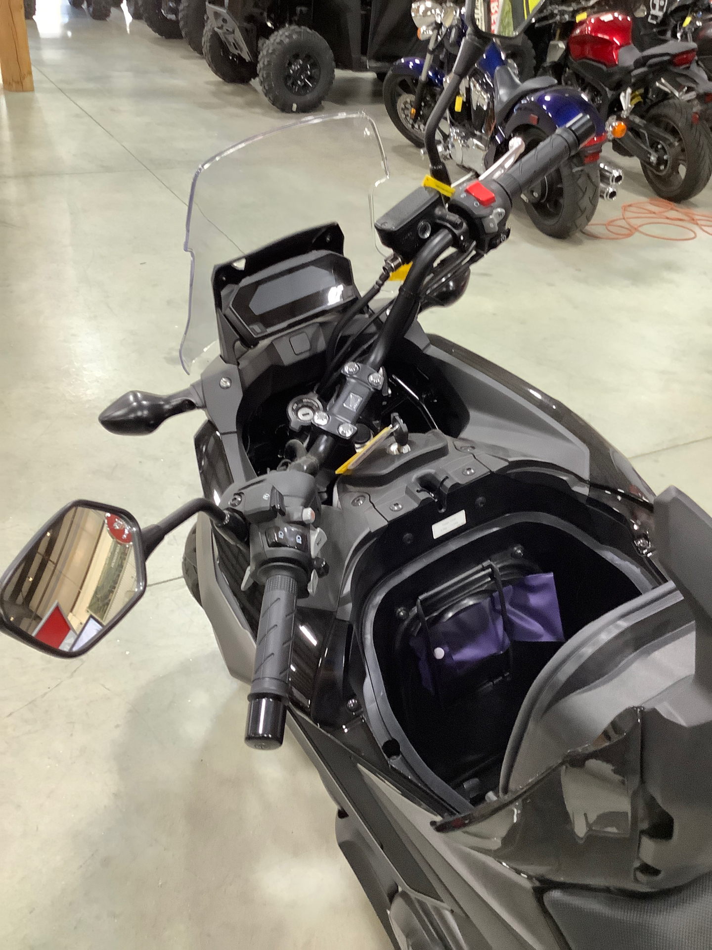 2020 Honda NC750X DCT ABS in Lewiston, Maine - Photo 4
