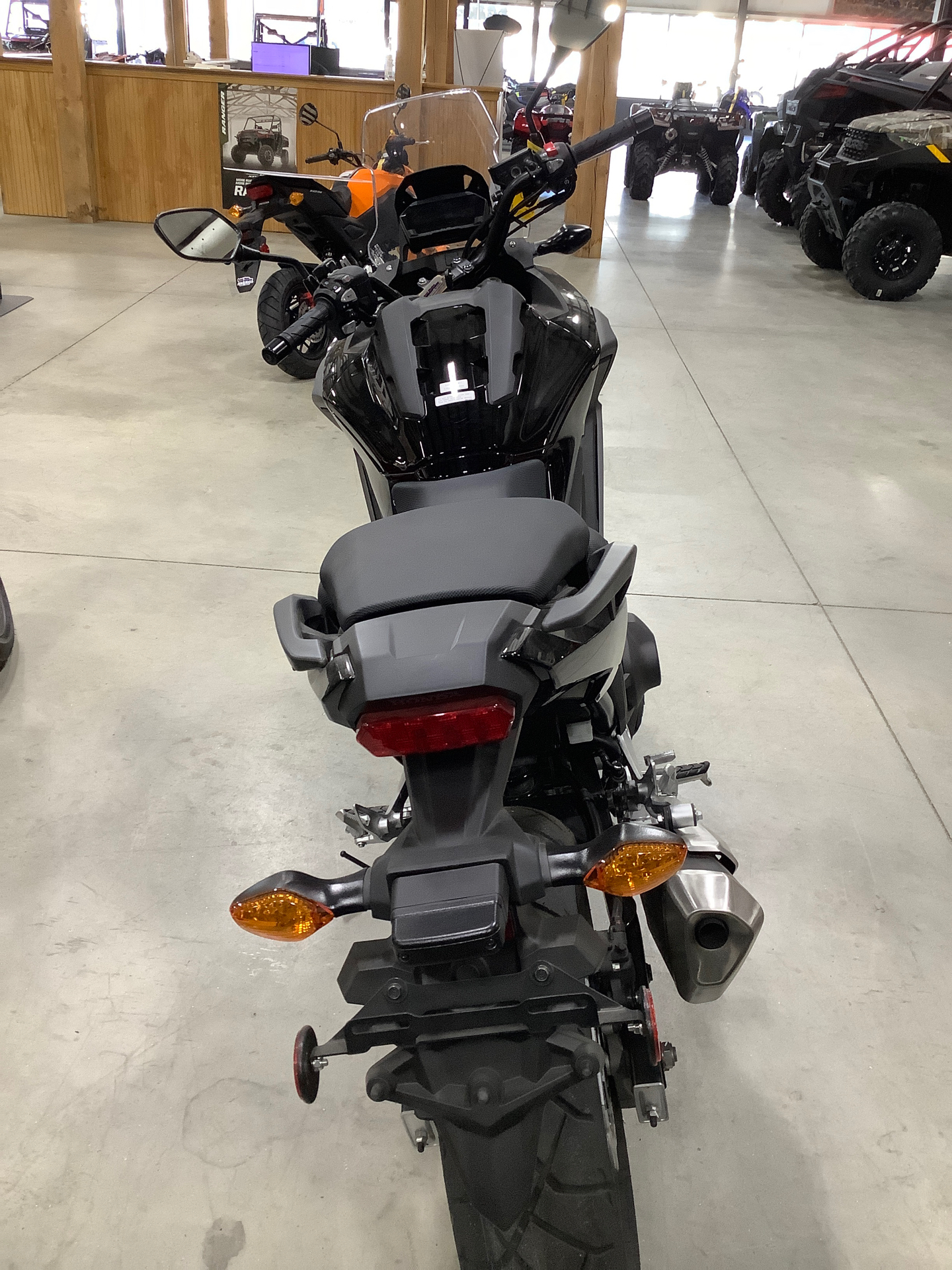 2020 Honda NC750X DCT ABS in Lewiston, Maine - Photo 6