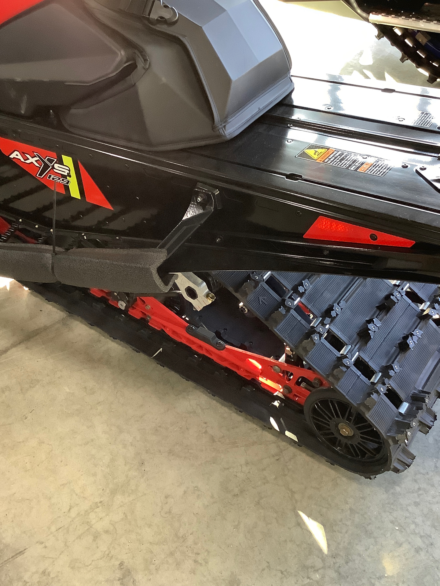 2021 Polaris 850 Indy XC 129 Factory Choice in Lewiston, Maine - Photo 5