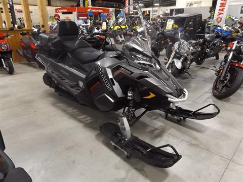 2019 Polaris 800 Titan Adventure 155 ES in Lewiston, Maine - Photo 1