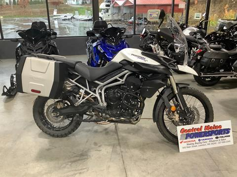 2011 Triumph Tiger 800 XC ABS in Lewiston, Maine - Photo 1