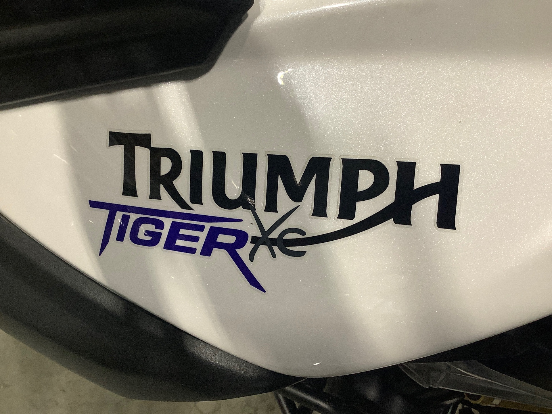 2011 Triumph Tiger 800 XC ABS in Lewiston, Maine - Photo 7