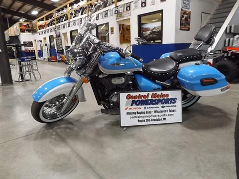 2009 Suzuki Boulevard C50T in Lewiston, Maine - Photo 1