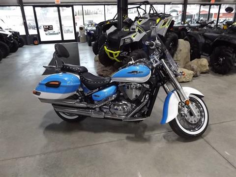2009 Suzuki Boulevard C50T in Lewiston, Maine - Photo 3