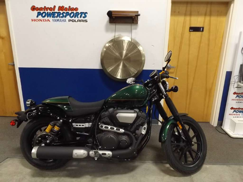 2015 Yamaha Bolt C-Spec in Lewiston, Maine