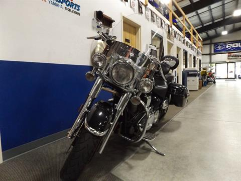 2006 Yamaha Road Star Midnight in Lewiston, Maine