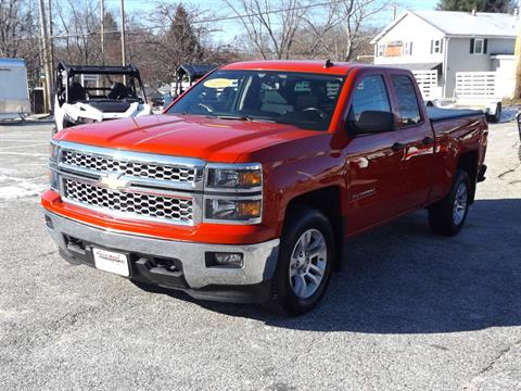 2014 Chevrolet Silverado in Lewiston, Maine - Photo 1