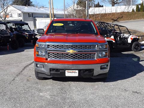 2014 Chevrolet Silverado in Lewiston, Maine - Photo 2