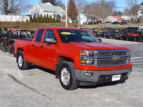 2014 Chevrolet Silverado in Lewiston, Maine - Photo 3