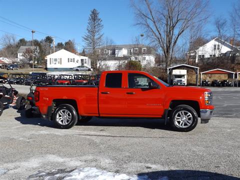 2014 Chevrolet Silverado in Lewiston, Maine - Photo 4