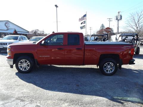 2014 Chevrolet Silverado in Lewiston, Maine - Photo 6