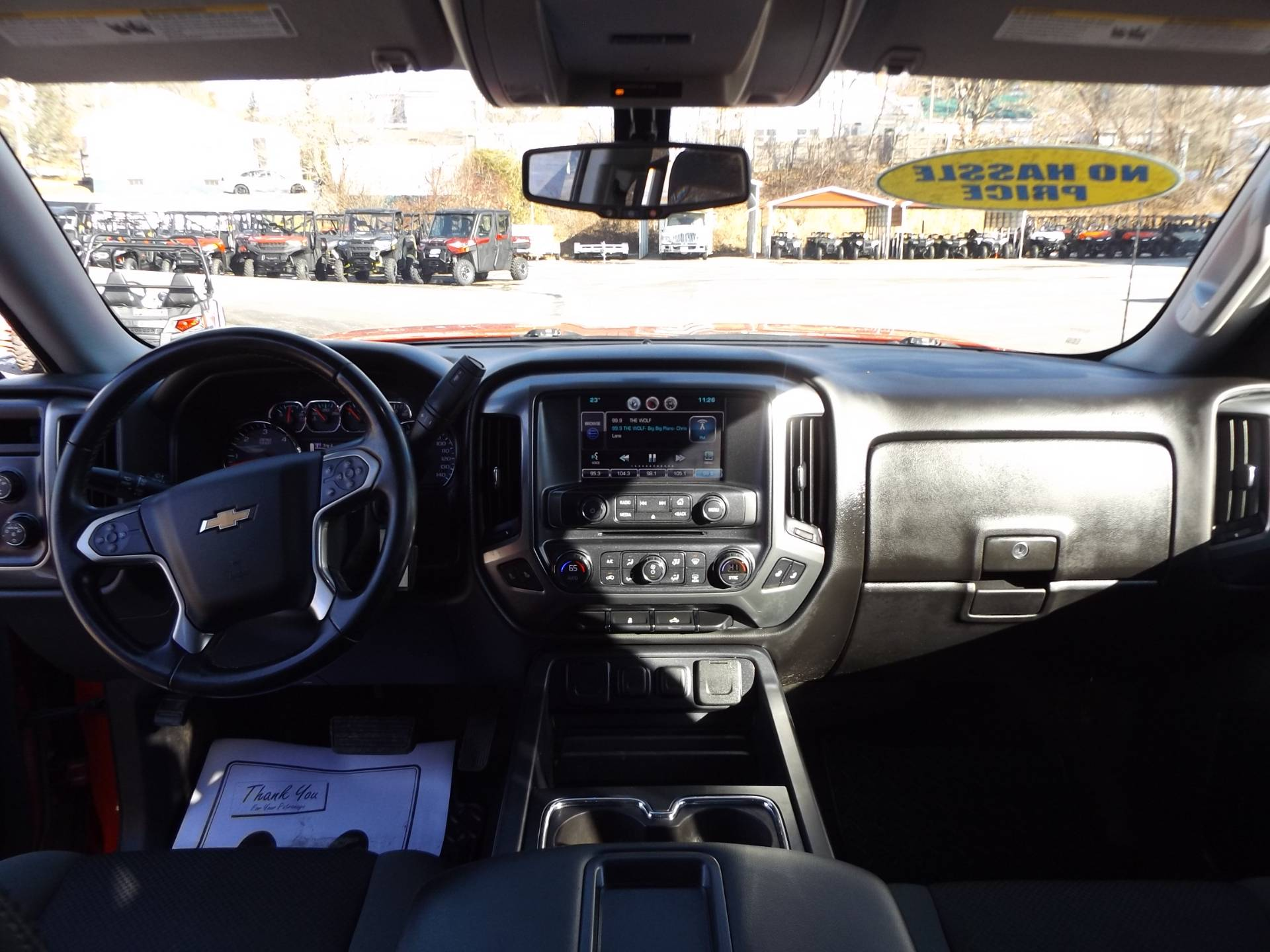 2014 Chevrolet Silverado in Lewiston, Maine - Photo 8