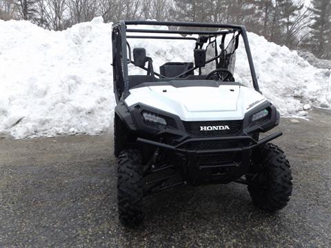 2016 Honda Pioneer 1000-5 Deluxe in Lewiston, Maine