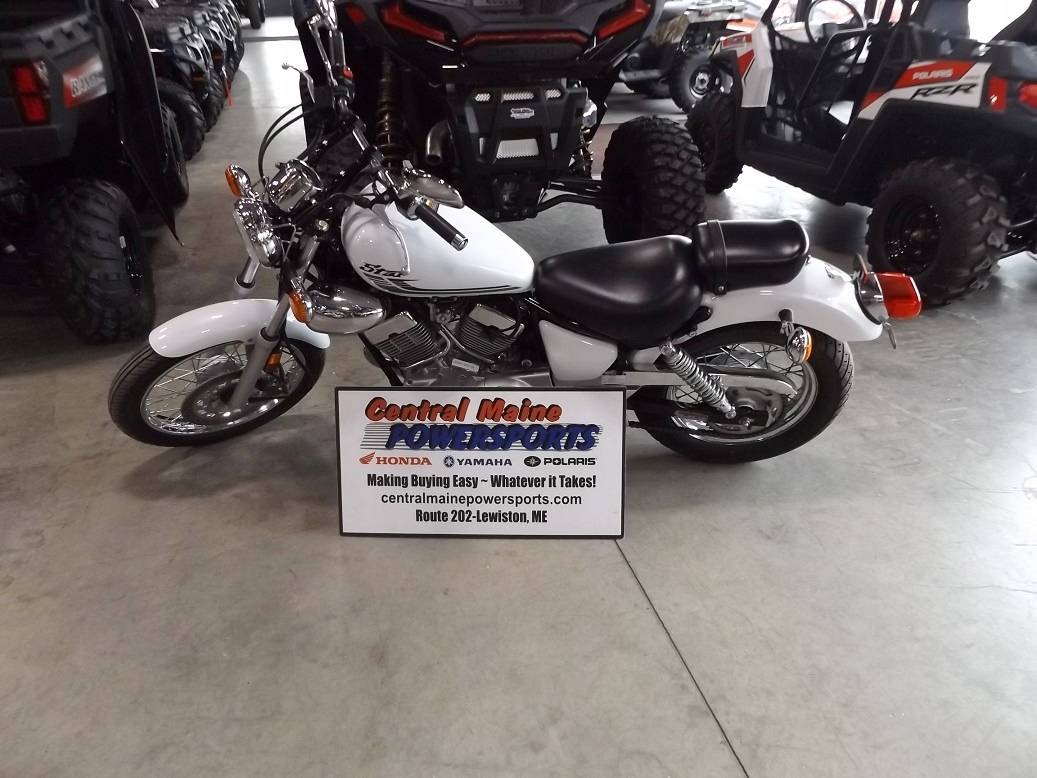 2016 Yamaha V Star 250 in Lewiston, Maine - Photo 1