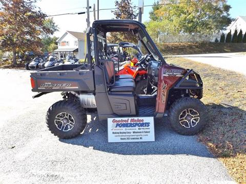 2017 Polaris Ranger XP 1000 EPS Ranch Edition in Lewiston, Maine - Photo 1