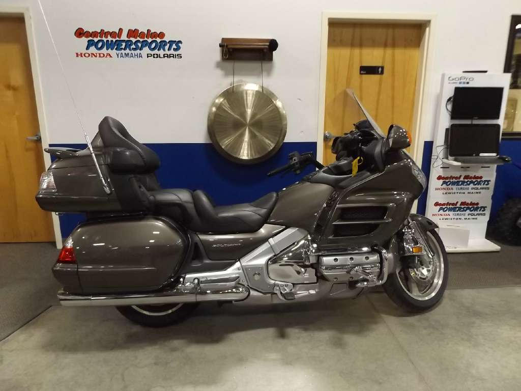 2009 Honda Gold Wing® Audio / Comfort / Navi / XM in Lewiston, Maine