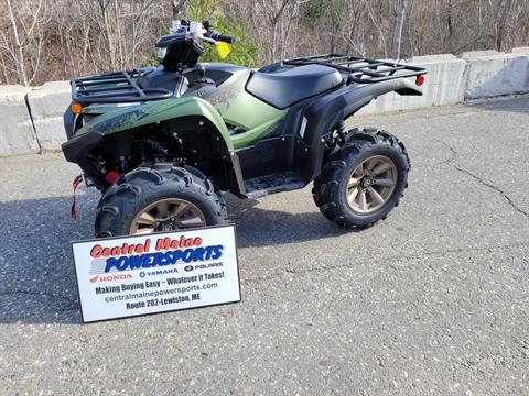 2021 Yamaha Grizzly EPS XT-R in Lewiston, Maine - Photo 1