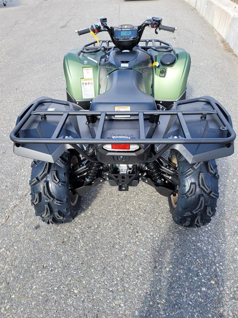2021 Yamaha Grizzly EPS XT-R in Lewiston, Maine - Photo 4