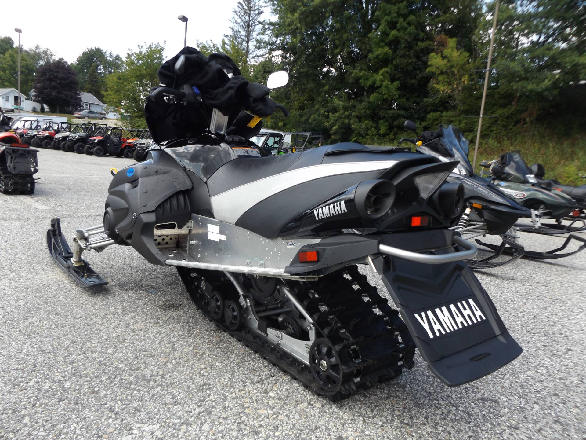 2013 Yamaha RS Vector in Lewiston, Maine