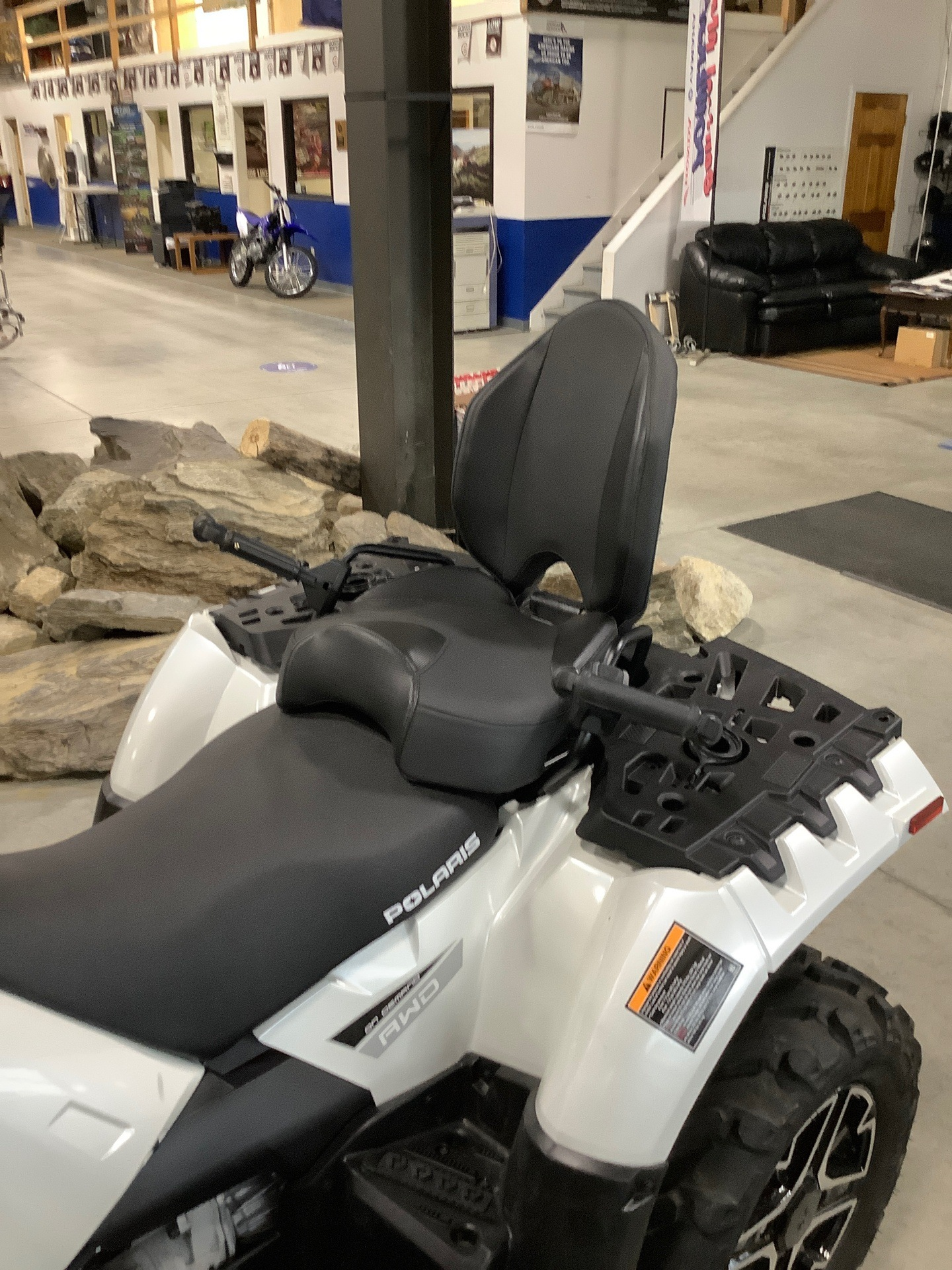 2020 Polaris Sportsman Touring XP 1000 in Lewiston, Maine - Photo 5
