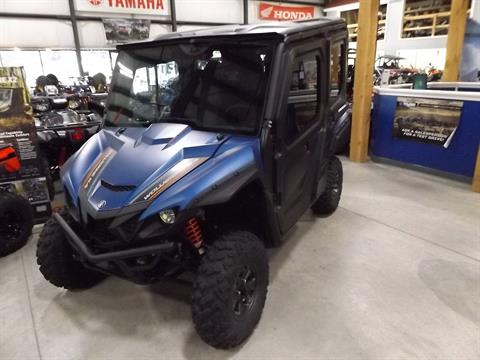 2019 Yamaha Wolverine X4 SE in Lewiston, Maine - Photo 1