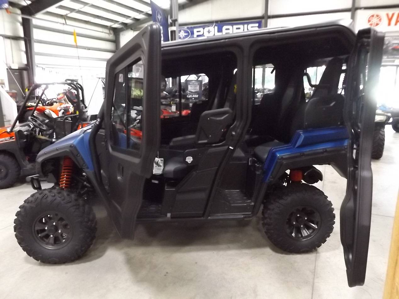 2019 Yamaha Wolverine X4 SE in Lewiston, Maine - Photo 2