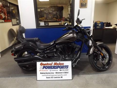 2014 Yamaha Raider SCL in Lewiston, Maine