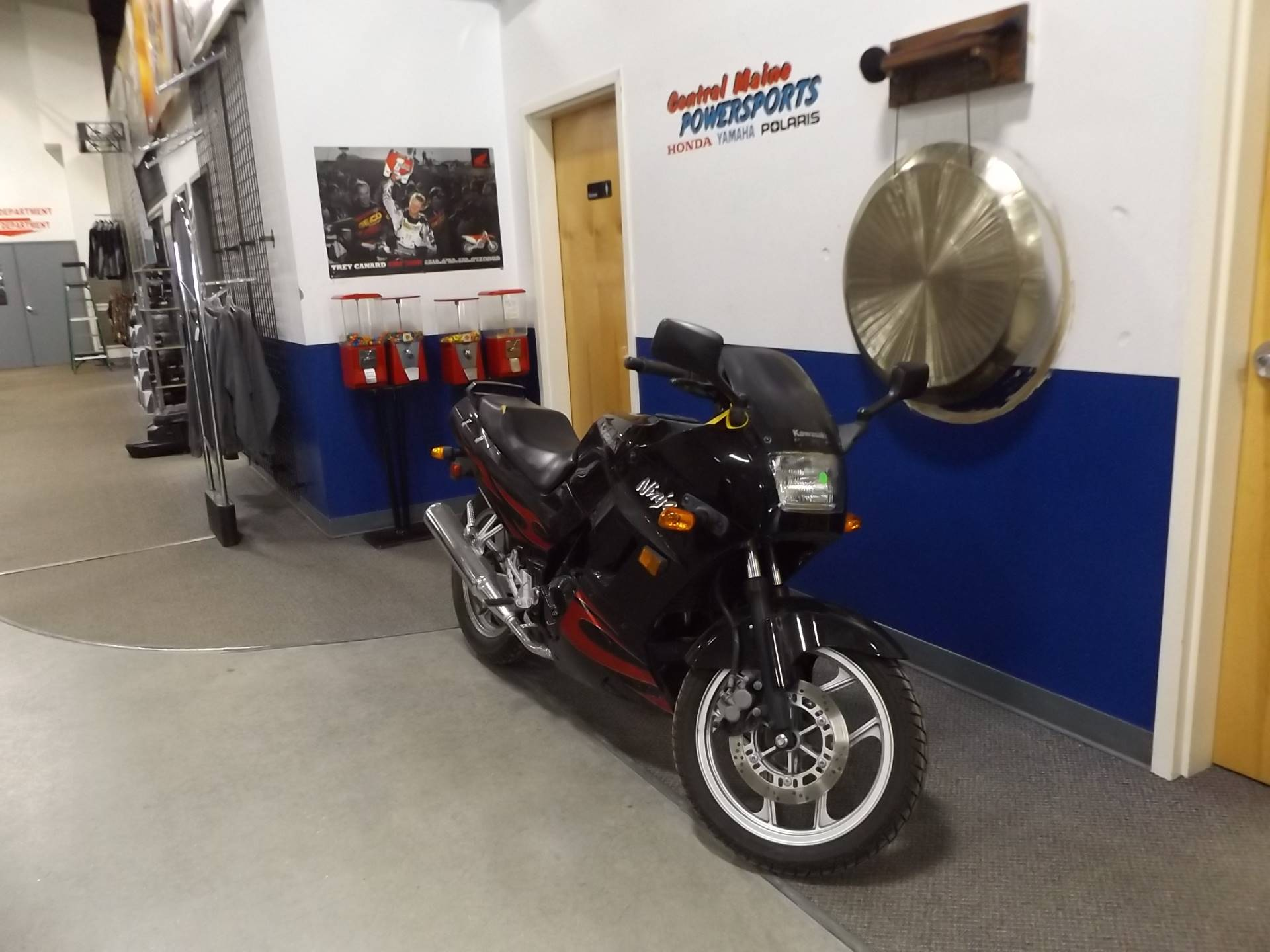 2007 Kawasaki Ninja® 250R in Lewiston, Maine - Photo 3