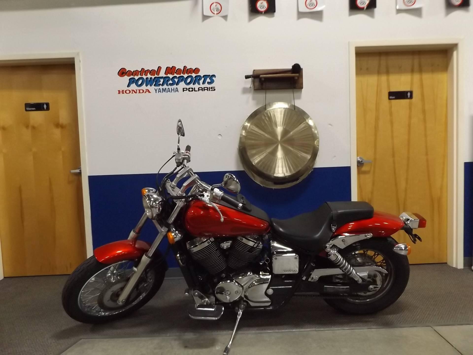 2006 Honda Shadow Spirit™ 750 in Lewiston, Maine