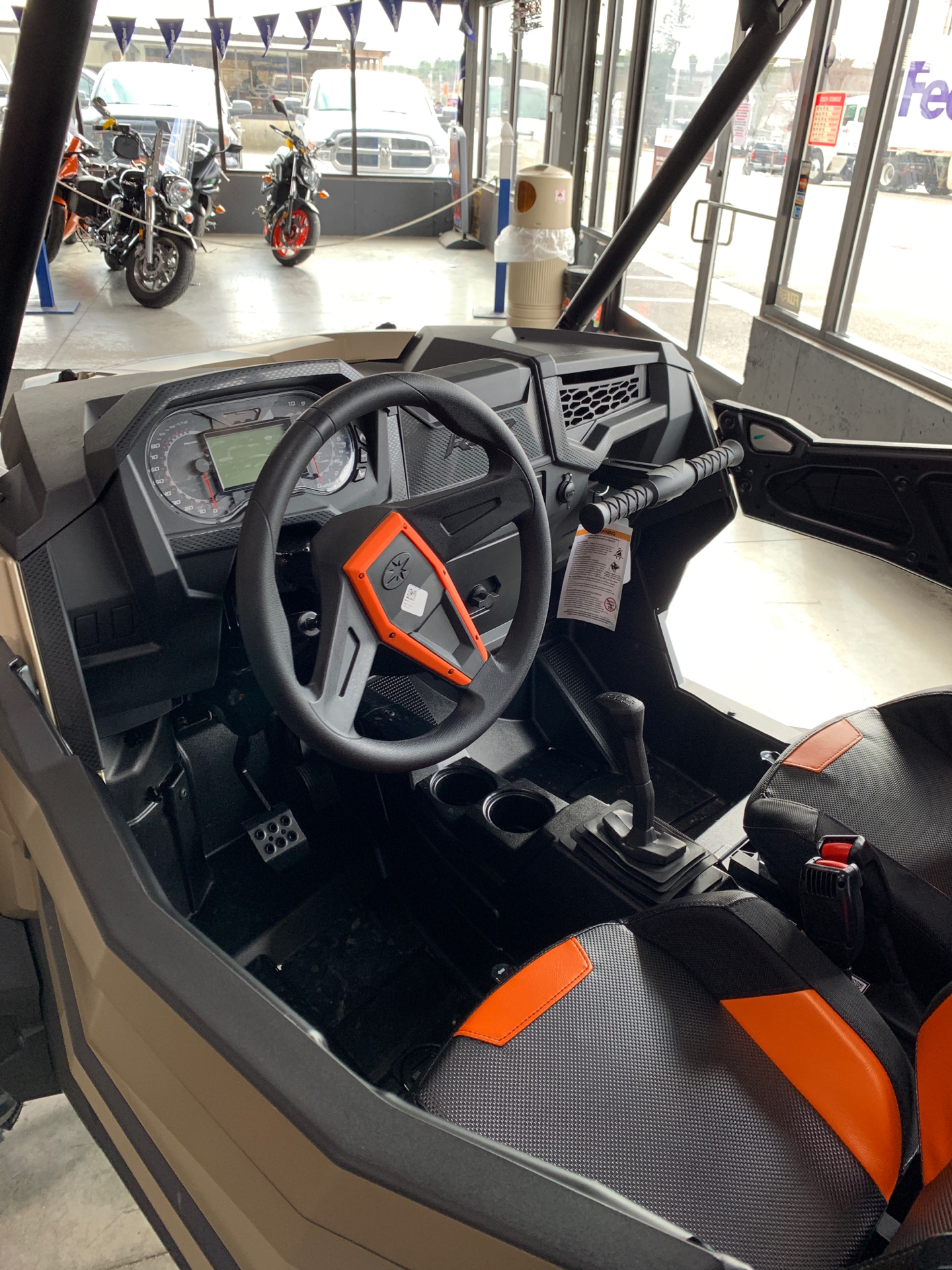 2021 Polaris RZR XP 4 Turbo in Lewiston, Maine - Photo 6