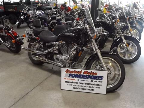 2001 Honda Shadow Spirit in Lewiston, Maine - Photo 1