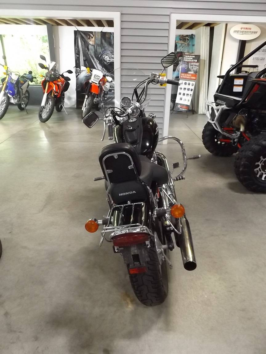 2001 Honda Shadow Spirit in Lewiston, Maine - Photo 4