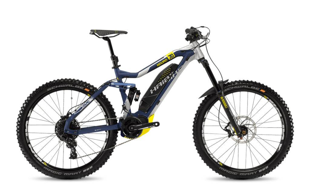 2018 Haibike XDuro Nduro 7.0 in Lewiston, Maine - Photo 1
