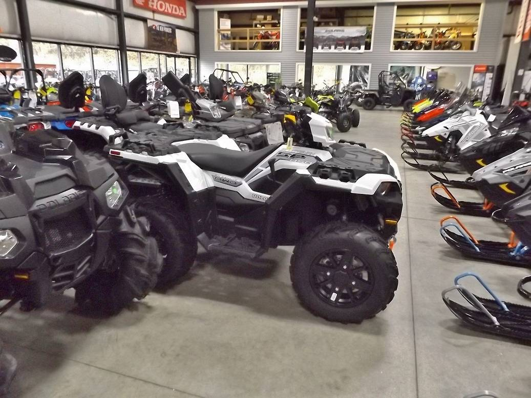 2019 Polaris Sportsman 850 SP in Lewiston, Maine - Photo 3