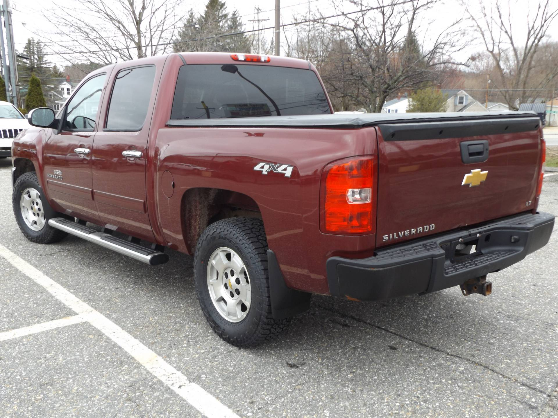 2013 Chevrolet Silverado Crew in Lewiston, Maine