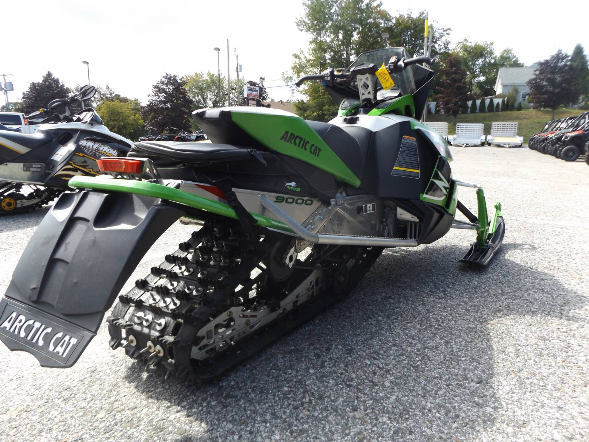 2014 Arctic Cat ZR® 9000 Sno Pro® in Lewiston, Maine
