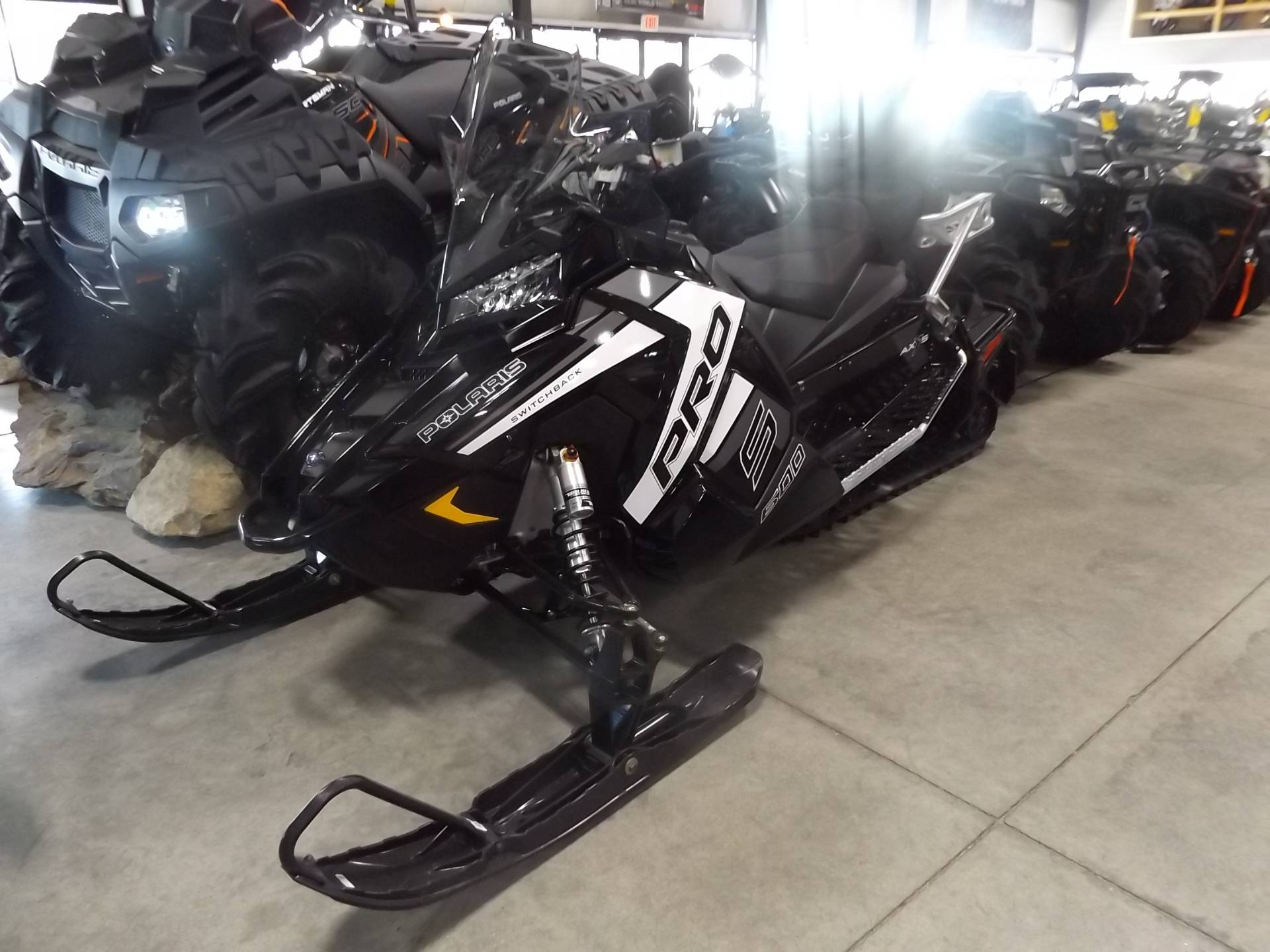 2019 Polaris 600 Switchback Pro-S SnowCheck Select in Lewiston, Maine