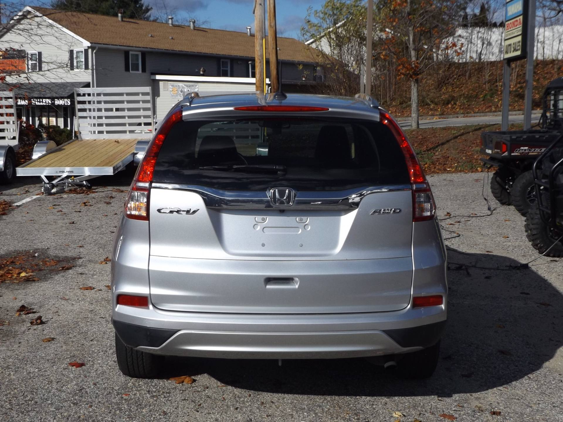 2016 Honda CR-V in Lewiston, Maine - Photo 2
