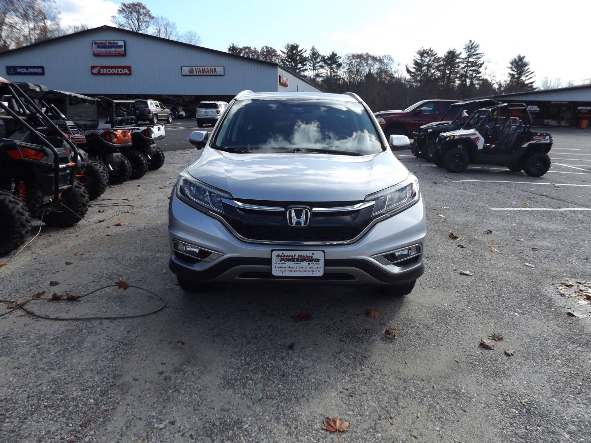2016 Honda CR-V in Lewiston, Maine - Photo 8