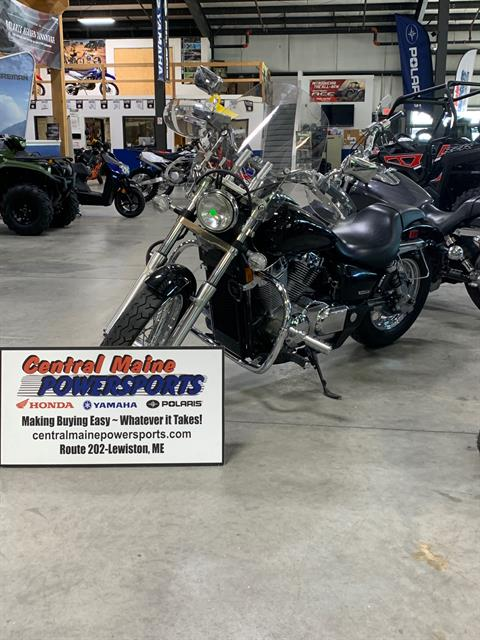 2009 Honda Shadow Spirit 750 in Lewiston, Maine - Photo 1