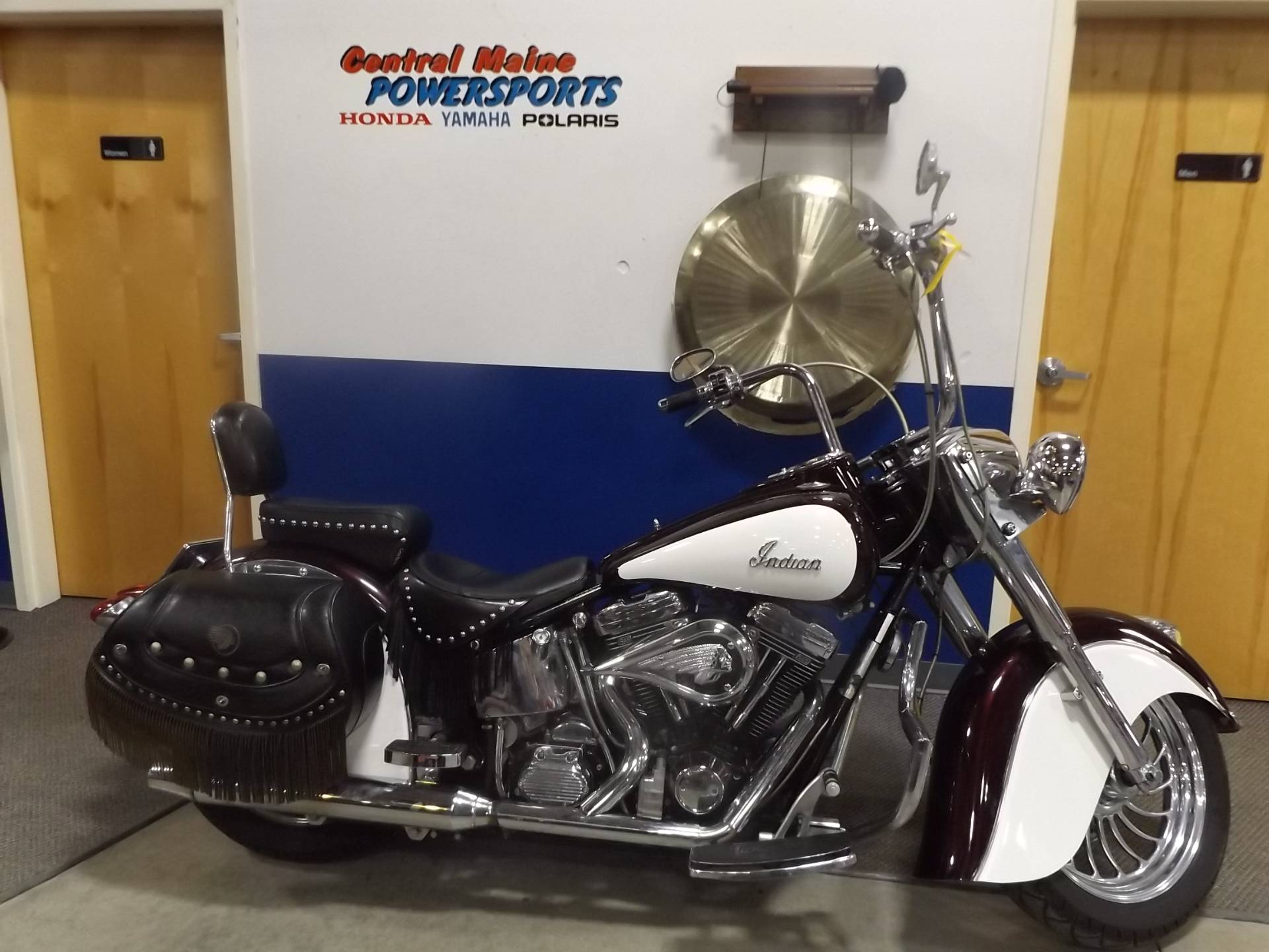 2000 Indian Chief In Lewiston Maine