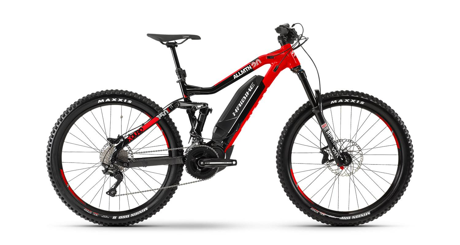 2019 Haibike Xduro Allmtn 2.0 in Lewiston, Maine