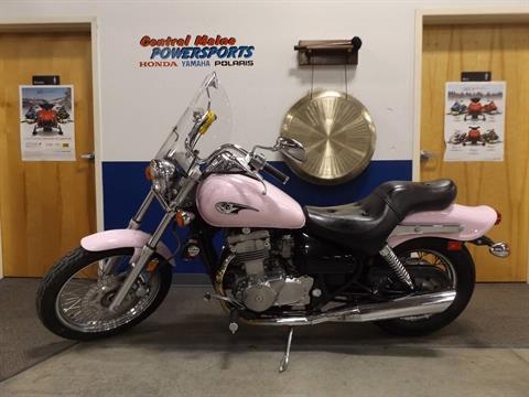 2004 Kawasaki Vulcan® 500 LTD in Lewiston, Maine