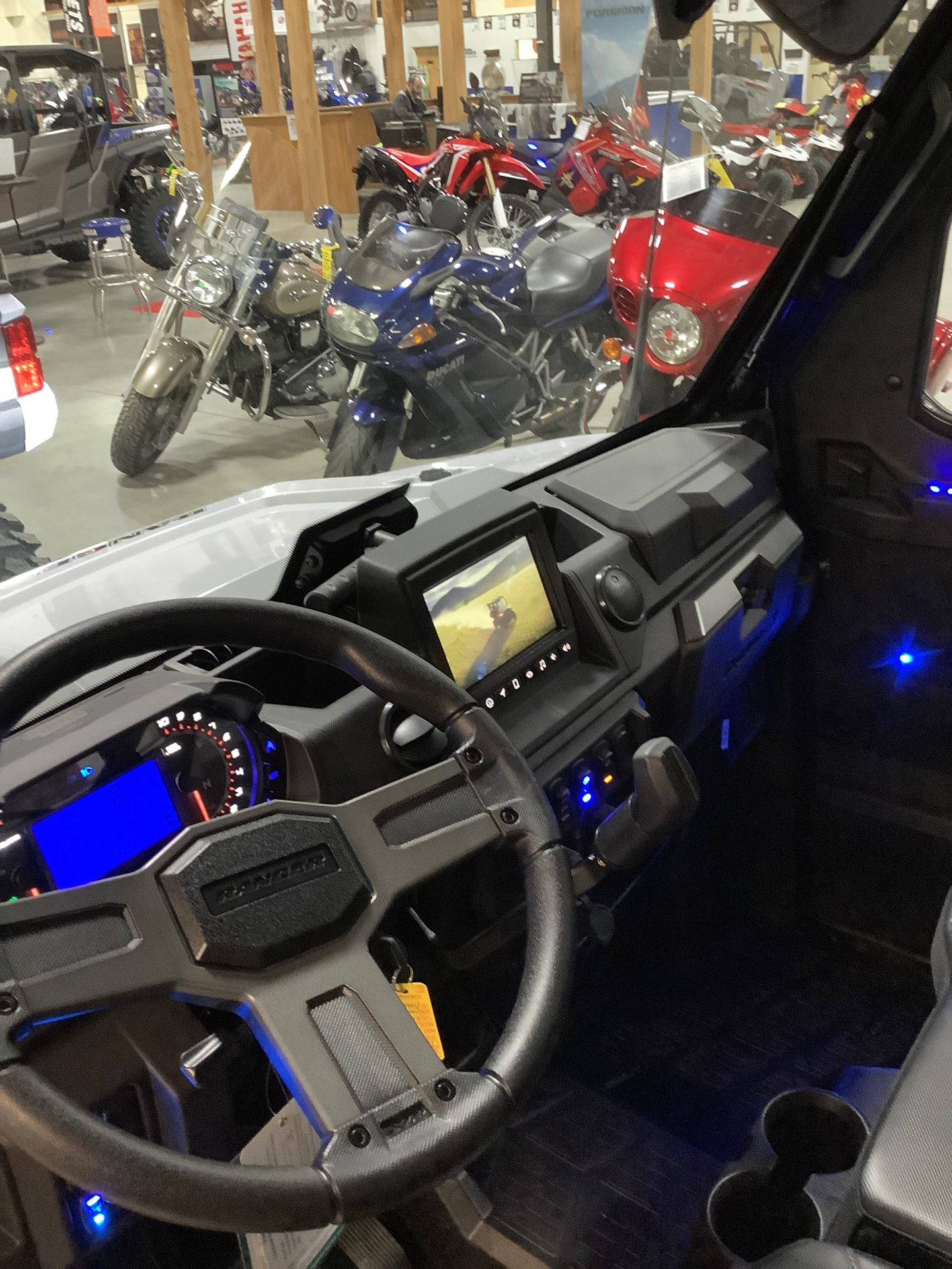 2021 Polaris RANGER XP 1000 NorthStar Edition Trail Boss in Lewiston, Maine - Photo 4
