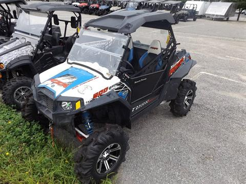 2012 Polaris Ranger RZR® XP 900 LE in Lewiston, Maine - Photo 2