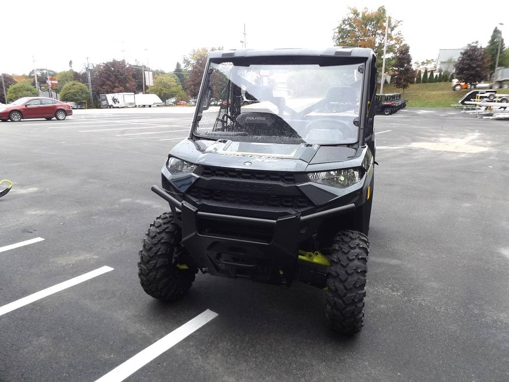 2019 Polaris Ranger XP 1000 EPS Premium in Lewiston, Maine - Photo 2