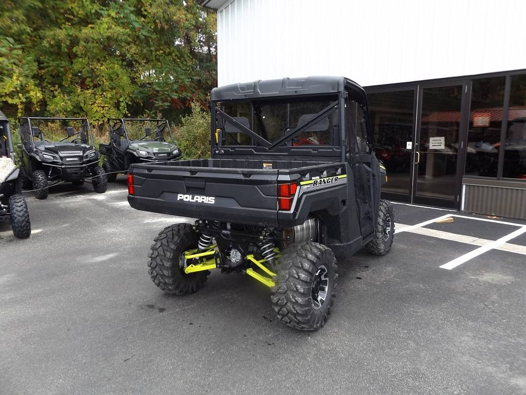 2019 Polaris Ranger XP 1000 EPS Premium in Lewiston, Maine - Photo 4
